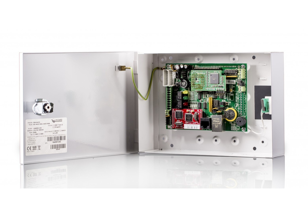 Sterowniki SD-660D oraz 660D MAX - pobierz